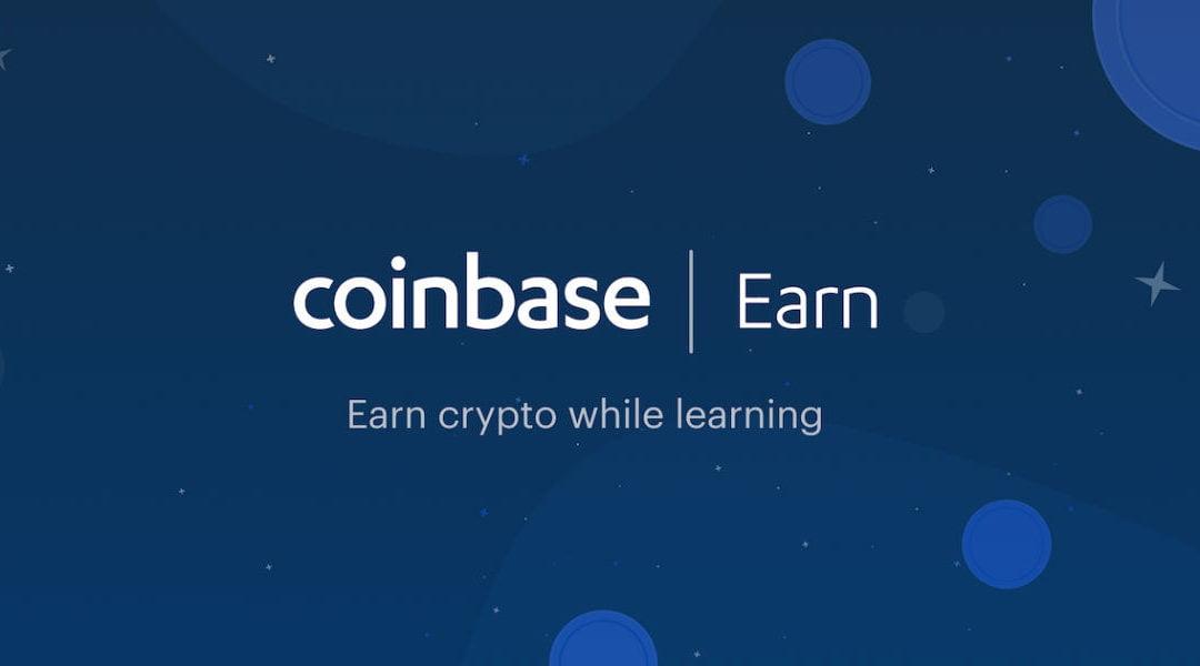 Comment gagner des cryptos avec Coinbase Earn ?