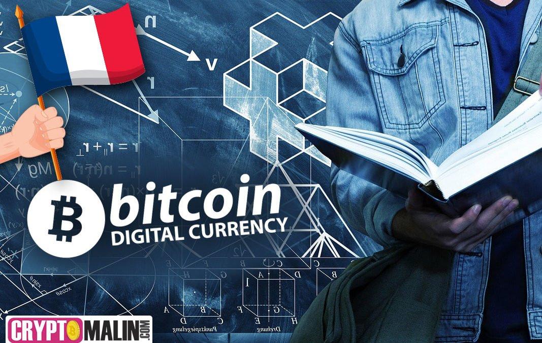 Des lycéens français recevront des cours d'initiation au bitcoin