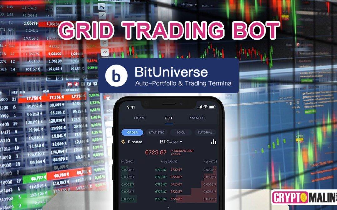 Grid Trading optimiser vos gains avec les bots Bituniverse