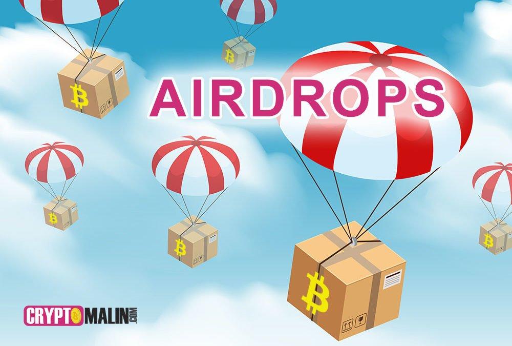 Qu'est-ce qu'un Airdrop ?
