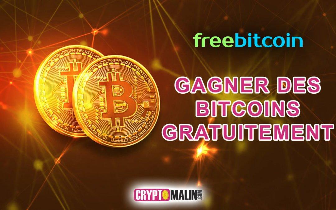 Gagner Gratuitement des Bitcoins à chaque heure avec Freebitcoin