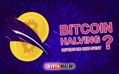 Qu'est-ce que le Bitcoin Halving ?