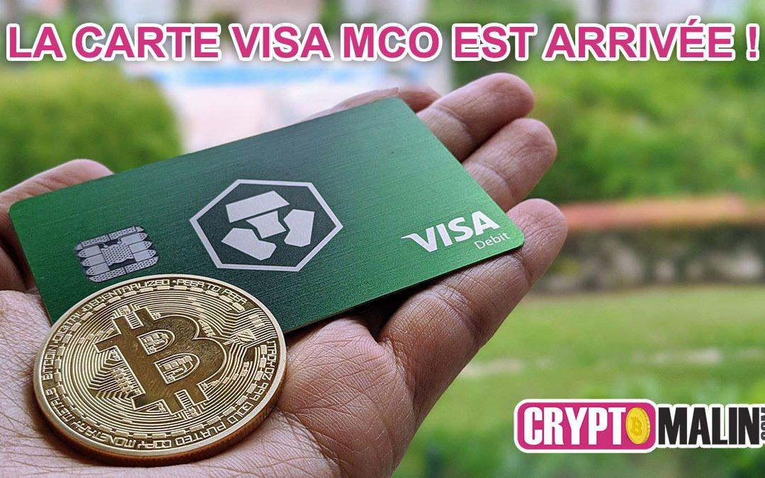 La Carte Visa MCO est arrivée !